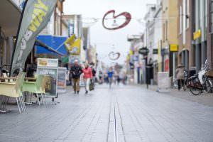 Foto winkelen Heerenveen centrum Dracht