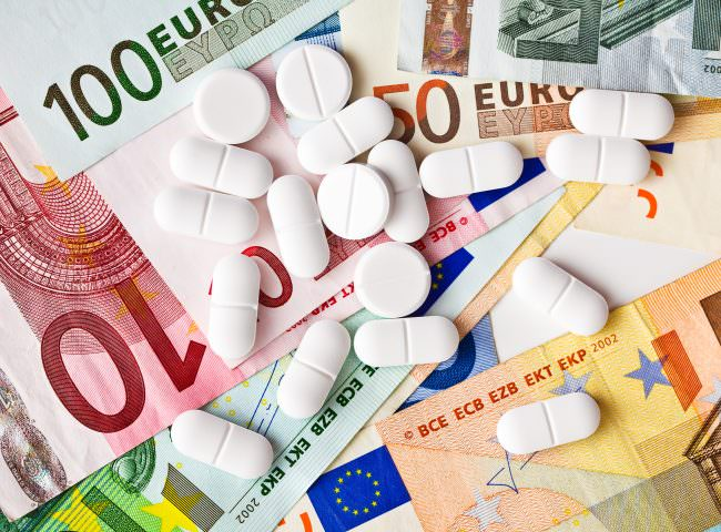 Medicijnen en geld