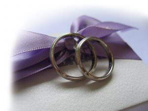 Ringen paars