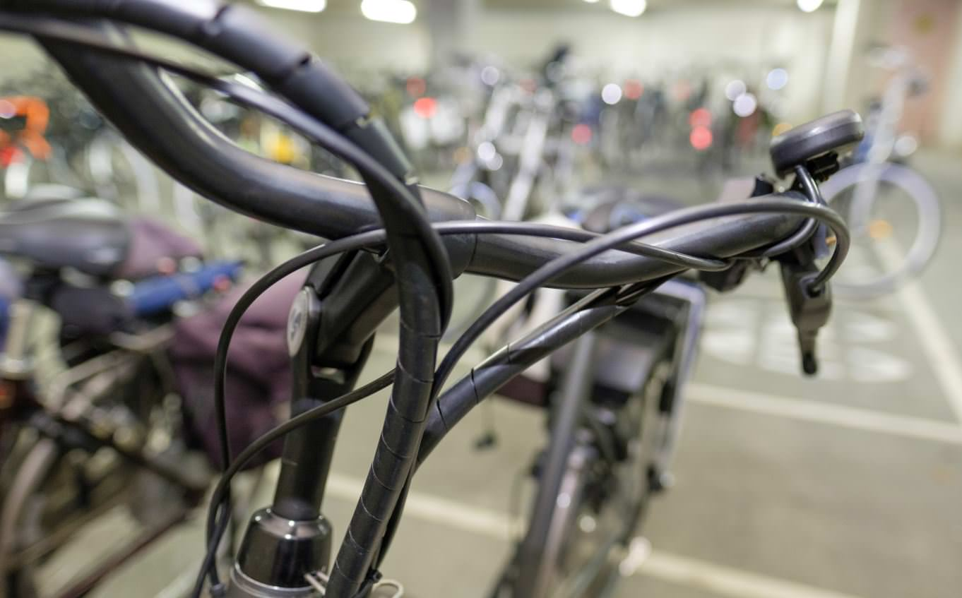 gevonden fietsen
